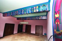 Eingang Aula