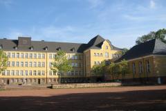 Blick vom Schulhof